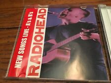RADIOHEAD CD NEW SONGS LIVE A'S & B'S