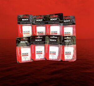 Reach Cinnamon Cleanburst Dental Floss - 8 pack
