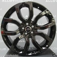 Genuine Range Rover Evoque L538 20″ inch Style 5004 Black, Single Alloy Wheel X1