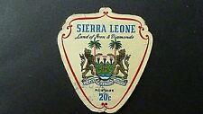 49]  SIERRA LEONE STAMP  -  1965 - SG 382 ? FINE USED