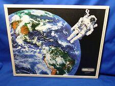 LightSPEED Flat Panel Wall Speaker Classroom Space NXT NXQ Earth Astronaut White