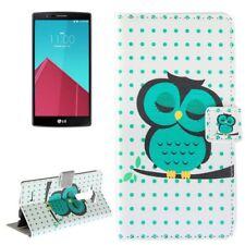 Case Case Wallet Case Frame for Mobile Phone LG G4 H810 Owl on Branch