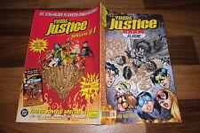 Young Justice # 4 -- harm alarma/DC-comic 1. edición 2000/no leído