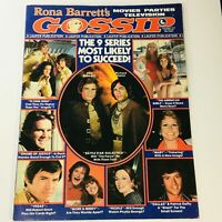 VTG Ronna Barrett's Gossip Magazine November 1978 Dirk Benedict, Richard Hatch