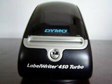 #S6C Dymo 450 Turbo Printer No Adapter, Usb , Power Cables, Nor Any Accessories