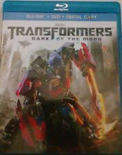 Transformers Dark Of The Moon Blue Ray Movie