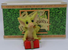 Whimsical World Of Pocket Dragons ~ It's a Present ~ Real Musgrave in Box