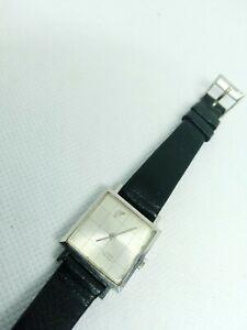 Vintage 60's Girard Perregaux damier Wristwatch W/O