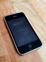 Apple A1303 iPhone 3GS - 16 GB - in schwarz ( defekt )