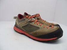 Vasque Women's Grand Traverse Hiking Shoe Aluminum/Hot Coral Size 10M