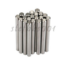 20Pcs/lot D4 X 50L Carbide Round Rod Bar YK20 Cemented for Tungsten Router Drill