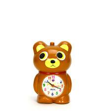 Adorable Innocent Bear Cub Kids Musical Alarm Clock - Children Room Decoration