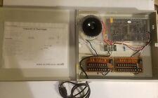 AC & DC CCTV Camera Power Supply 24VAC 10A 12VDC 13A 18 Fused Outputs