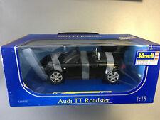 Revell AUDI tt Roadster 1 18 schwarz