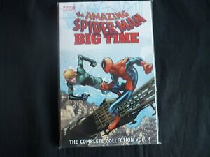 Spider-man: Big Time: The Complete Collection Vol 4 Softcover Graphic Novel (b17