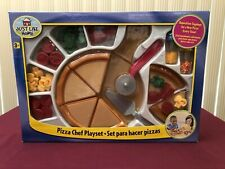 Toys R Us, Just Like Home, Pizza Chef Playset, Fun Food Kitchen, New