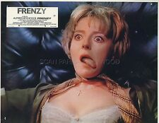BARBARA LEIGH-HUNT ALFRED HITCHCOCK FRENZY 1972 12 VINTAGE LOBBY CARDS LOT