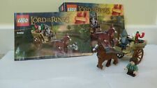 LEGO Lord Of The Rings Gandalf Arrives (9469)- Complete Set, Excellent Condition