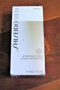 SHISEIDO MEN HYDRATING LOTION 150ML NEW SEALED BOXED