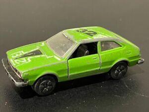 Playart Honda Accord Car, #32 Green, Doors Open, Hong Kong, 1/64