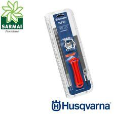 "Kit Husqvarna affilatura catena motosega X-CUT S93G 3/8""mini lime 4,0 mm 5/32"