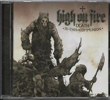 High On Fire - Death Is This Communion (CD Album)