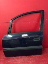 sportello porta portiera anteriore sx opel zafira 2001