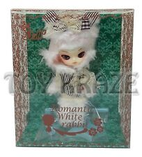 LITTLE PULLIP JUN PLANNING ROMANTIC WHITE RABBIT LD-545 MINI DOLL GROOVE INC