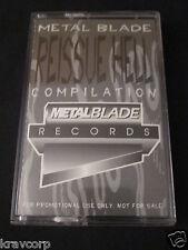 Slayer/Armored Saint 'Metal Blade' 1994 Limited Ed Sampler Cassette