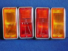 FIAT 125 BN, SPECIAL FANALE POSTERIORE DX+SX TAIL LIGHT