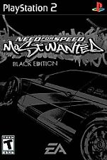 Need for Speed: Most Wanted (Black Edition), (PS2)