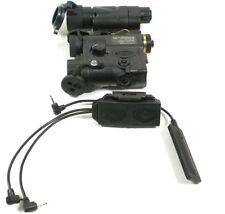 Element AN/PEQ-16A M3X Advanced Illuminator Combo (black ) EX179-bk airsoft ipim