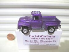 Matchbox 2004 1st WINCHESTER VIRGINIA TOY SHOW 1956 FORD PickUp Truck Mint Boxed