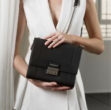 SALE was $229 Clarence Frank- Jayne Cross Body Black- Womans Bag Genuine Leather
