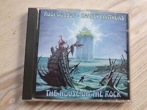 Rudi Dobson Rodney Matthews The House on the Rock CD