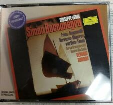 Verdi: Simon Boccanegra / Freni, Abbado (2CD, 1997,  Deutsche Grammophon)