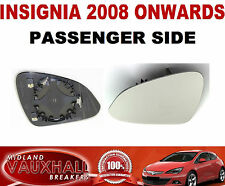 INSIGNIA WING MIRROR GLASS ELECTRIC & HEATED PASSENGER NEAR SIDE SRI CDTI ELITE