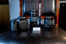 Canon EOS Rebel T3i / EOS 600D + 75-300mm lens and 18-55mm Len *Mint Condition*