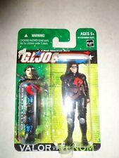 Gi Joe Valor vs Venom Baroness moc,mib 2004 Hasbro