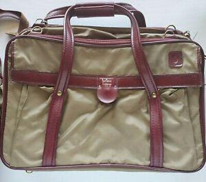 Vintage Hartmann Luggage 1 Duffle bag 1 Shoulder bag & 2 garment bags Canvas