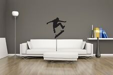 Huge Skateboard Vinyl Sticker Decal / Wall Art / Bedroom / Man Cave