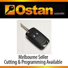 Complete Key & Remote to suit HOLDEN COLORADO & COLORADO RG, 2012+ (Aftermarket)