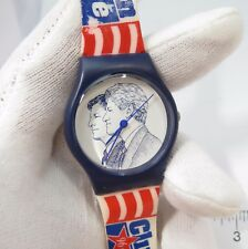 CLINTON/GORE, 1996 Politician RARE! Cool, MEN'S CHARACTER WATCH,72