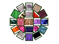 LIGHT COLORS RAW SILK 110cm Wide From  £ 1.30