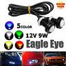 Eagle Eye LED 2/4/8/10X 12V Motorcycle Car Lamp Daytime Running DRL Backup Light