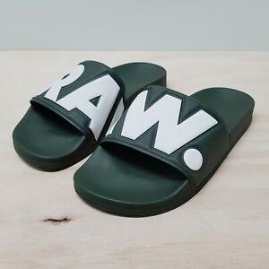 G STAR RAW Womens Cart Slide II Slip on Shoes    [ Size EUR 38 or US 7 / UK 5 ]