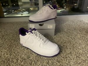 "*NEW* Nike Air Force 1 ""Voltage Purple"" [CJ1380-100] Size 10.5"