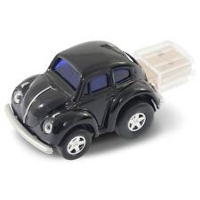 Offiziell Klassischer VW Käfer Auto USB Speicher Stick 4Gb - Schwarz