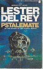 PSTALEMATE by Lester Del Rey -- 1st Paperback Printing