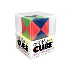 Collide O Cube Magnetic Puzzle Brain Teaser Mind Bender